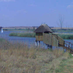 Rietvlei Nature Reserve  - Nature reserve with dam, hiking trails, bird watching, game viewing & fresh water fishing