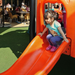 Ri'stretto Al Fresco Cucina - Child friendly restaurant, coffee bar, supervised play area for kids