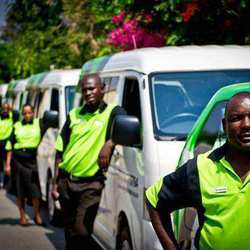 Rubix Shuttles & Transfers Joburg North - Kids transport services, airport shuttles, corporate, leisure & event transfers also offered