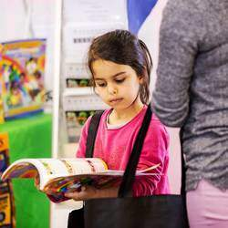The South African Book Fair 2019 - Bringing together authors, cartoonist, publishers, illustrators, educators, librarians, booksellers, government departments, ECD practitioners, media and other trade professionals to share information about children's growth and development