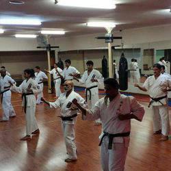 Said's Karate & Gym - Karate, kickboxing, gym, martial arts, self defense, fitness, slimming, johannesburg, fordsburg, sports