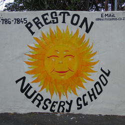 Preston Nursery School - An established nursery school based in the secure area of Highlands North Ext in Northern Johannesburg catering for children from 3 months to 6 years
