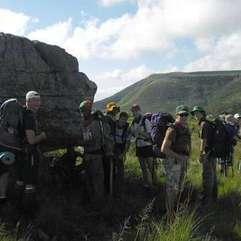 Action - 1st Sandhurst Scouts