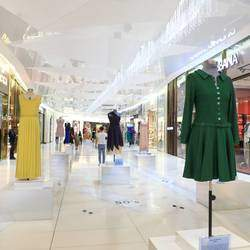 Sandton City - With more than 300 leading local and international retailers, Sandton City is a one-of-a-kind premier fashion and leisure destination. It's an energetic hub of Afro-cosmopolitan glamour - international shopping with South African flair.