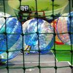 Sandton Indoor Action Sports Arena - The most action packed and fun sporting experience you will ever have! Cricket, Netball, Bubble Soccer and lots more!!
