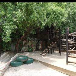 Picolinos Pizzeria and Party Venue - Italian outdoor rustic restaurant, with a jungle gym, climbing wall and lawn for kids to run and play while you eat and watch them. We also have go-karting on weekends.