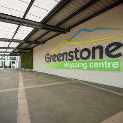 Greenstone Shopping Centre - Shopping Centre with family entertainment like movies, ten pin bowling, coffee shops and restaurants.