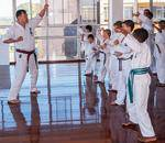 Seido Karate - Traditional Japanese Karate, affiliated to the World Seido Karate Organisation.