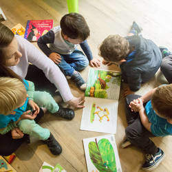 Play Sense - Preschool-aged learning program. Play Sense combines an award-winning play-based program in-home or online, with a unique microschool model to give toddlers the best start to their learning journey.