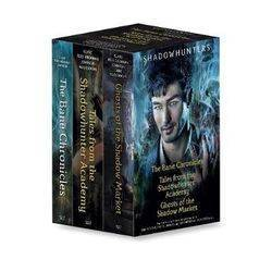 Win a Shadowhunters Box Set worth over R500