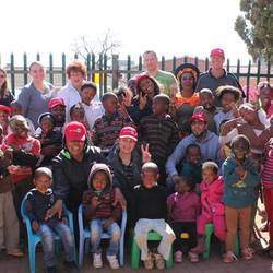 Siyabonga Dorah's Ark Children's Home  - NPO - Soup Kitchen feeding well over 250 people daily which includes a school lunchbox project where food is prepared for orphans for school. Skills Development Centre focusing on children and women.