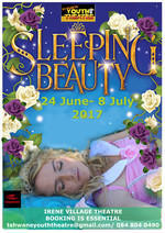 Pretoria Youth Theatre - Sleeping Beauty Theatre   kids entertainment. Holiday entertainment. Things to do in the holidays.