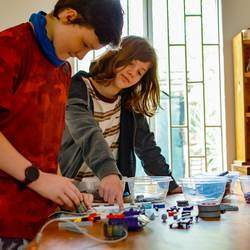 Smartt Cottage School  - Cottage school that combines traditional learning with Montessori materials and interest-based learning. Small classes to give individual attention and work that allows them to become independent.