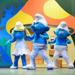 Shows - The Smurfs Live on Stage