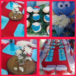 Happy Jumps Castles & Parties - Party Planner For Kids,Jumping Castles,Helium Balloons,Face Painter,Party Packages,Kids Tables&Chairs,Gazebo's,Cakes&Cupcakes,Candy Buffet Tables