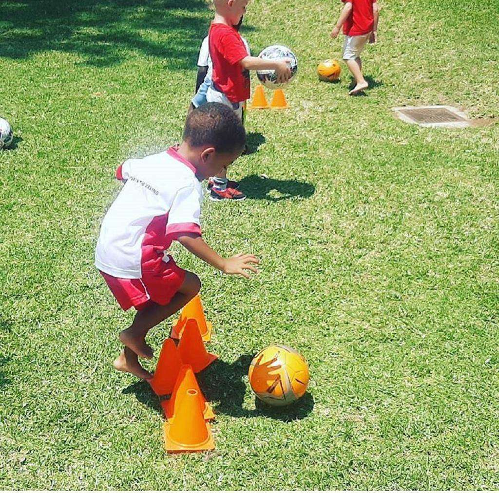 Win a month of soccer coaching in Key West Krugersdorp worth R690