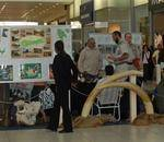 South African National Parks - PEAP - Public Education and Awareness Project.  We take displays to schools and shopping centres