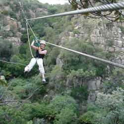 Magalies Canopy tours - Magaliesberg Canopy tour, coming soon Abseiling, Paintball and Archery