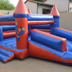 Crazy Kids Parties - Party packs to make your child's special day that little bit more special, jumping castles and slip and slides for hire