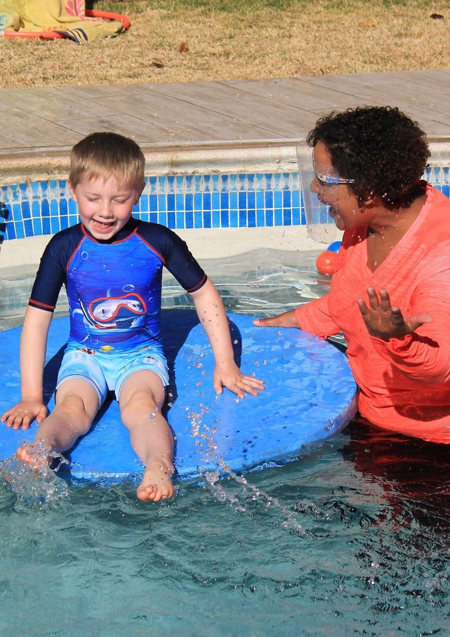Win 2 months swimming lessons worth up to R900