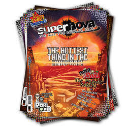 Supernova Magazine - BK Publishing  - Supernova is a general interest, educational magazine for curious kids