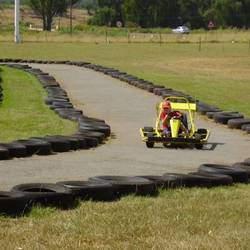 Swartkrans Go-Karts - Go-Karting, tarred monster track, birthday parties, picnics, swimming