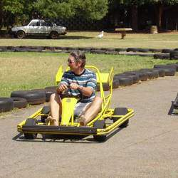 Swartkrans Go-Karts - Go-Karting, tarred monster track, birthday parties, picnics, swimming