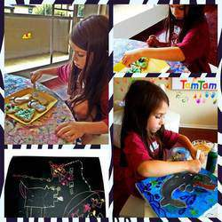 TamTam Kids CC - Arts and craft classes, birthday parties, art and craft birthday parties, baking classes, toddler classes, educational &creative toys.