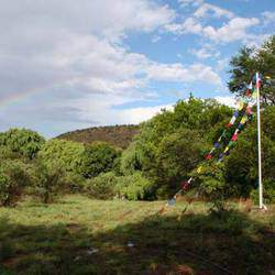 Tara Rokpa Centre - Retreats - mindfulness meditation yoga wellness Buddhism family environment gardening eco-building therapy community