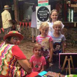 Face of Fun - Party entertainment, clown magic, face painting, balloon sculpting & puppet shows