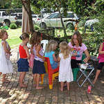 The Yard - Kids party venue, childrens birthdays, coffee afternoons, holiday activities, Toptots classes, Rainbow Rhythm classes, Baby Massage classes