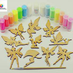 The Glitter Factory - Parties, arts & crafts, glitter, pottery, paint, stationery, fairy dust, woodart, activity sets