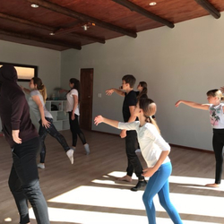 The Green Room Collaboration - Performance Coaching, Physical Theatre Training, Writing, and Directing