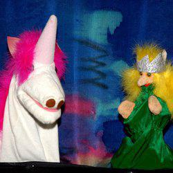 Spellbound Puppets - Puppet shows - fun and fantasy for all special occasions! Puppet show with puppet making option also available.