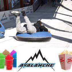 The Slope at Cedar Square - The Slope is the new renovated Avalanche Venue in Fourways. A now extended 75m long ski slope open at Cedar Square for a tubing experience you'll never forget! Day visitors are welcome! 30 minutes, 1 hour and 2 hour sessions of adrenaline!