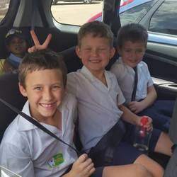 Kids Courier - Safe, reliable & flexible transport for your child to & from school a well as extra murals, exams, airport shuttles or any other transport you may require.