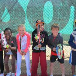 TNT Sports - We offer tennis and cardio tennis lessons to young and old, to beginners and advanced playeres in Rivonia and Fourways.