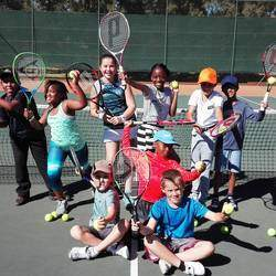 TNT Sports - We offer tennis and aerobics tennis lessons to young and old, to beginners and advanced playeres in Rivonia and Fourways.