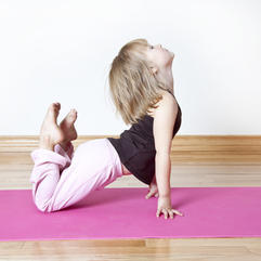 Baby/toddler - Toddler yoga at The Bub Hub
