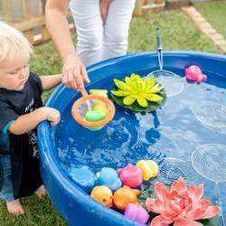 Toptots Parent and Child  - We provide an interactive program for parent and baby / toddler.