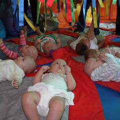 Baby/toddler - Toptots classes in Gauteng