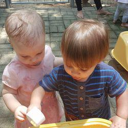 Toptots Broadacres/Fourways - An interactive program for mom and baby/toddler.