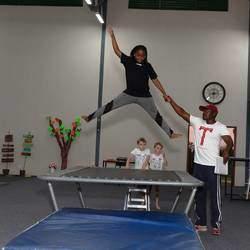 Totsgames Gymnastics - Gymnastics and fitness classes for kids.