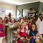 Tots 'n Pots Bryanston/Fourways - Kids Cooking Club & party venue - Baking Party Themes, Holiday Clubs,Weekly Kids Workshops, school programs fully equipped venue with pony rides, zippy line, jumping castle, bounce, mini soccer, touch rugby, volleyball, play areas & babysitters!
