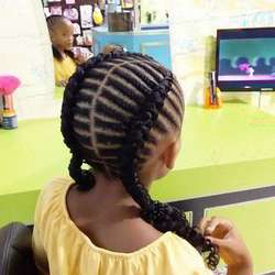 Trendo Kids Hair Salon  - Kids hair Salon specifically designed for kids with style.