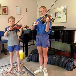 Violin Kid's Studio - Violin lessons with a qualified and experienced music teacher