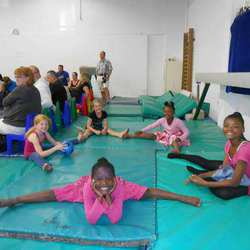Visions Gymnastics - Competitive & non-competitive artistic gymnastics & trampoline for girls and boys. Fully equipped training facility.