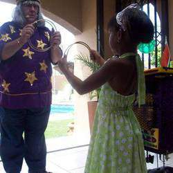Wacky Wizard  - Kids magic show, fun filled comedy wizard show for children