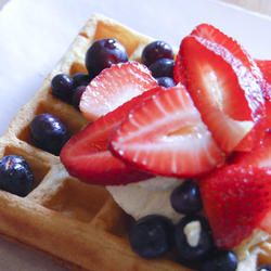 The Wicked Waffle - 100% Traditional Belgian Waffles, ice-cream or cream, Belgian chocolate, Nutella, oreo, syrup, sprinkles, fresh fruit, delicious party food, desserts
