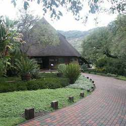 Walter Sisulu Botanical Gardens - Against the backdrop of the magnificent Witpoortjie waterfall, this Garden covers almost 300 hectares and consists of both landscaped and natural veld